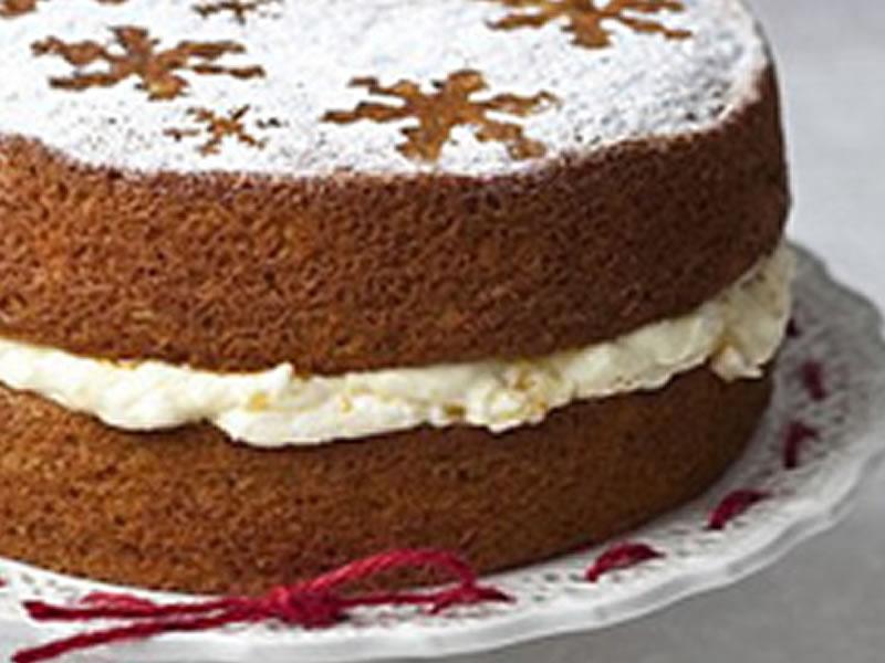 Orange Spice Cake Mary Berry